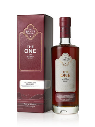 The Lakes Distillery The One Sherry Cask Blended Whisky