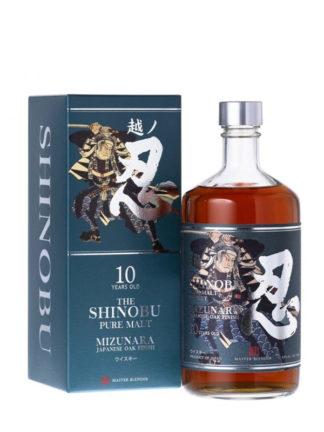 The Shinobu 10 Year Old Japanese Whisky