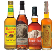 See Our Hand Picked Selection of World Class American Whiskies, Bourbons and Rye