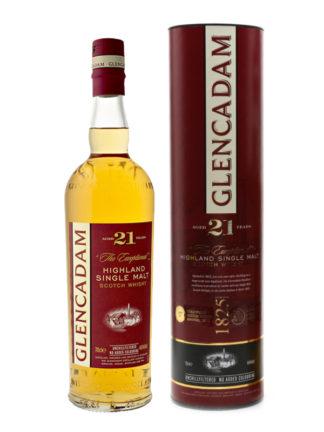 Glencadam 21 Year Old Single Malt Whisky