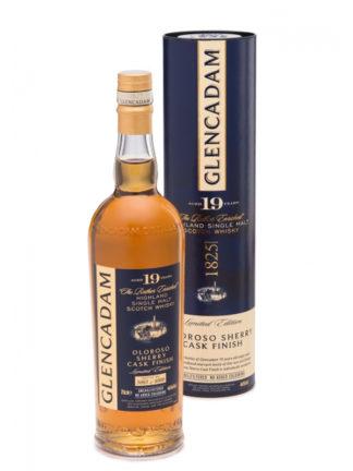 Glencadam Oloroso Sherry Cask 19 Year Old Single Malt Whisky