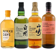 Get Ready to Discover Japanese Whisky, We have a Huge Selection of the Finest Japanese Malts