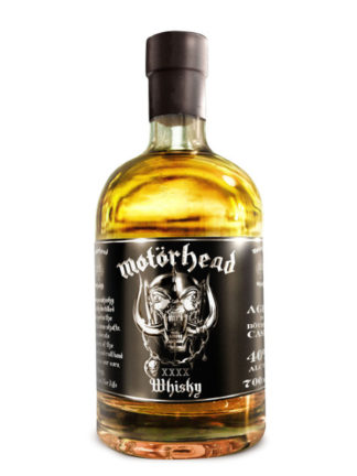 Motorhead Mackmyra Whisky