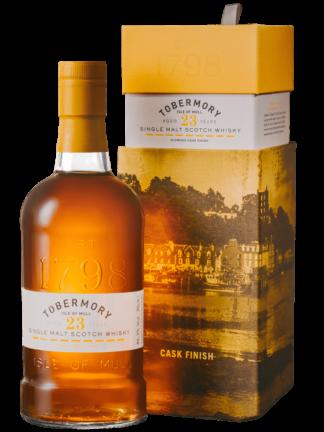 Tobermory 23 Year Old Oloroso Sherry Cask Single Malt Whisky