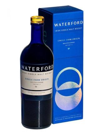 Waterford Ballykilcavan 1.2 Single Malt Irish Whiskey
