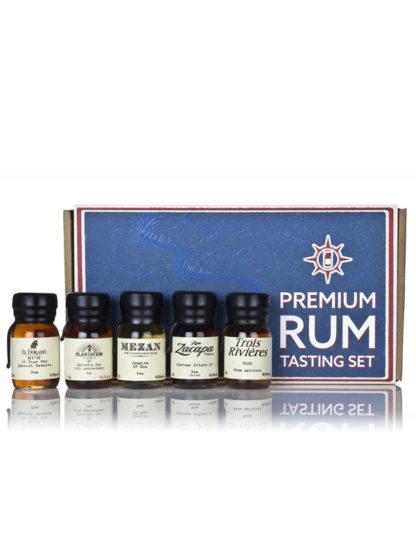Drinks by the Dram Premium Rum Tasting Set