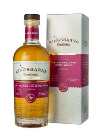 Kingsbarns Balcomie Sherry Cask Single Malt Whisky