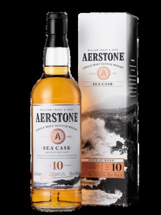 Aerstone 10 Year Old Sea Cask Single Malt Whisky