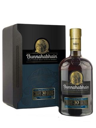 Bunnahabhain 30 Year Old Single Malt Whisky