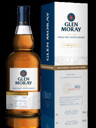 Glen Moray 14 Year Old 2006 Sauternes Cask Single Malt Whisky