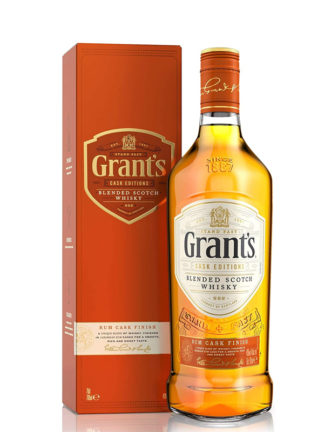 Grant's Cask Editions Rum Cask Whisky