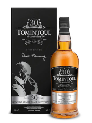 Tomintoul 30 Year Old 30th Anniversary Robert Fleming Single Malt Whisky