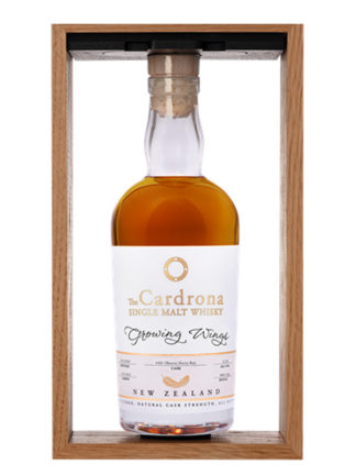 Cardrona Growing Wings 5 Year Old Single Malt Whisky