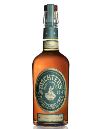 Michter's US*1 Toasted Barrel Finnish Rye 54.4%