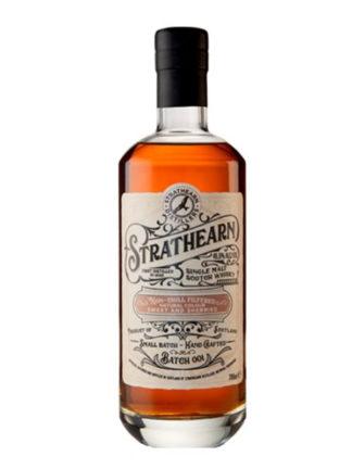 Strathearn Single Malt Whisky
