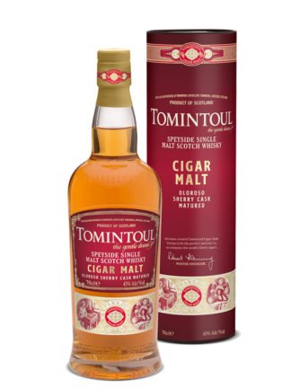 Tomintoul Cigar Malt Single Malt Whisky