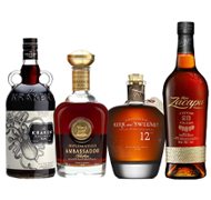 View Our Range of Delicious Rums, Rum Liqueurs, Flavoured Rums and Much More