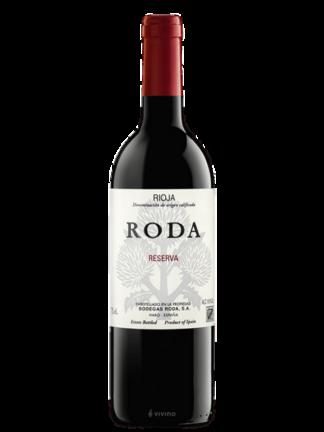 Bodegas Roda Reserva Rioja 2015