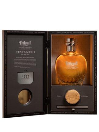 Littlemill Testament 1976 Single Malt Whisky