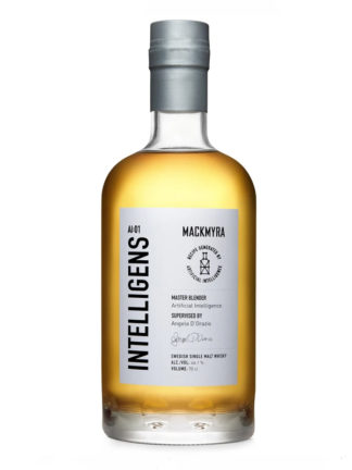 Mackmyra Intelligens AI Single Malt Whisky