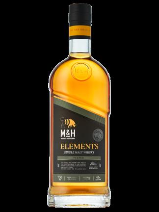 Milk and Honey Elements Series Single Malt Peated Cask