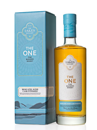 The One Moscatel Wine Cask Whisky
