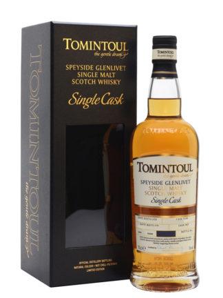 Tomintoul Single Cask Whisky