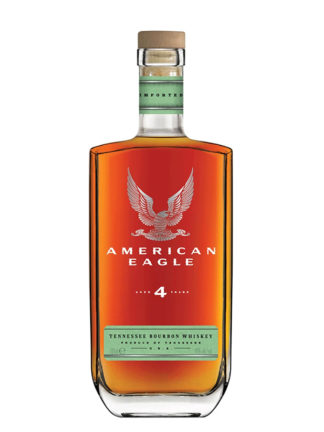American Eagle 4 Year Old Bourbon Whiskey
