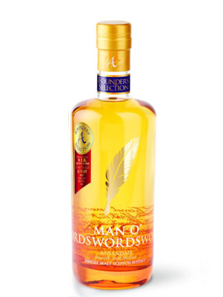 Annandale Man O'Words Vintage 2017 S.T.R Cask Single Malt Whisky