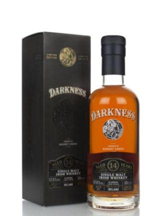 Darkness Irish Single Malt 14 Year Old Oloroso Cask