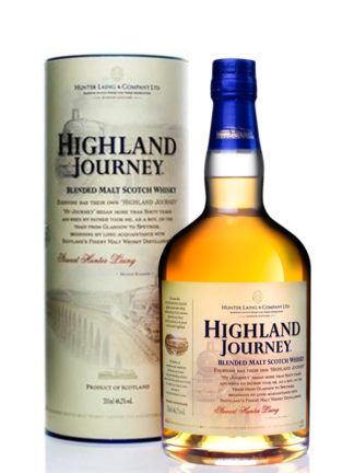 Highland Journey Blended Malt Whisky