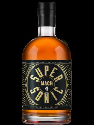 North Star Spirits Supersonic 'Mach 4' Blended Malt Whisky