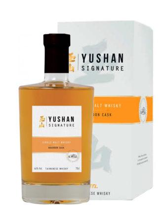 Yushan Signature Bourbon Cask Taiwanese Whisky