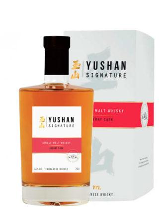 Yushan Signature Sherry Cask Taiwanese Whisky