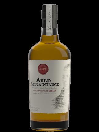Auld Acquaintance Blended Scotch Whisky