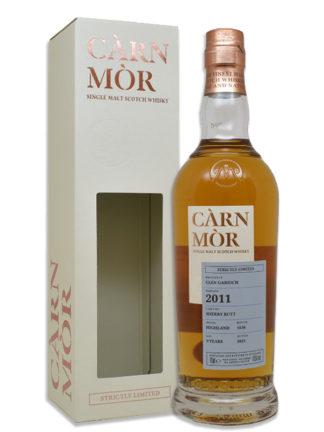 Glen Garioch 2011 Sherry Butt 9 Year Old Carn Mor Strictly Limited