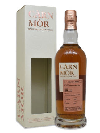 Glenrothes 2011 Oloroso Sherry Finish 9 Year Old Carn Mor Strictly Limited