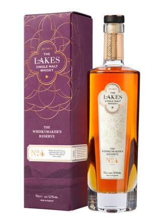 The Lakes Distillery Whiskymaker's Reserve No.4 Single Malt Whisky