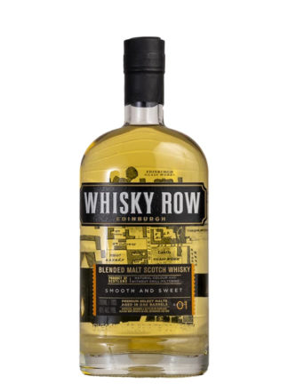 Whisky Row Smooth and Sweet Scotch Whisky