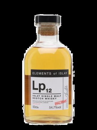 Elements of Islay Lp12 Single Malt Whisky