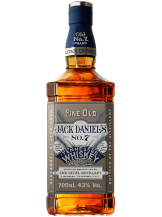 jack daniel's tennessee whiskey legacy edition 3