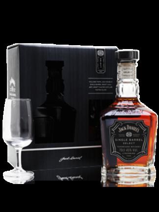 Jack Daniel's Single Barrel Select Glass Gift Pack